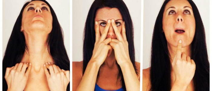 Yoga per il Viso e la Pelle della Faccia